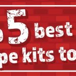 A banner image for the blog post Top 5 Disposable Vape Kits To Buy In 2021