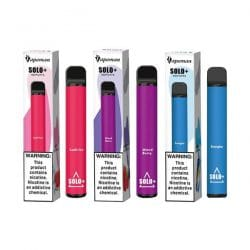 Vapeman Solo Plus Disposable vapes featured in the Best Disposable Vape Kits article